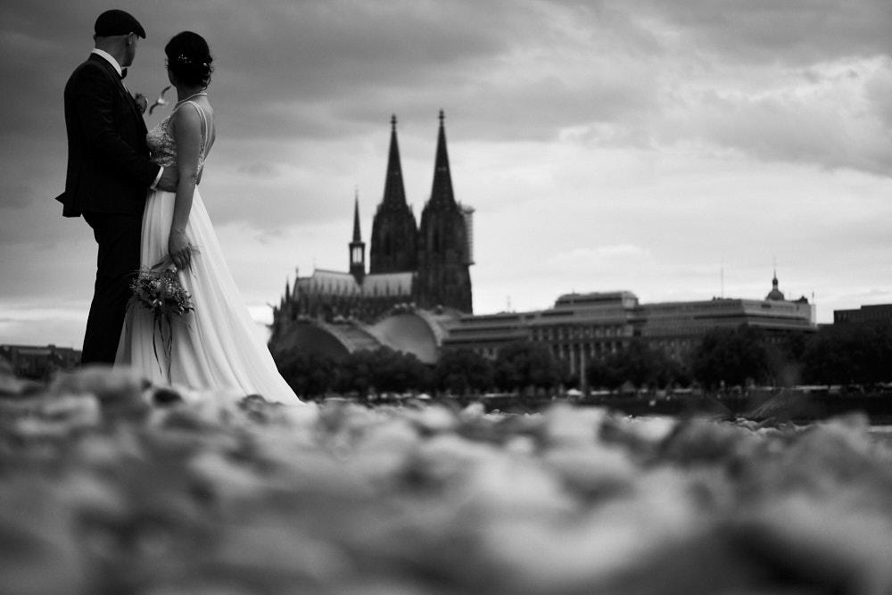 Hochzeitsfotograf Köln Hochzeitsreportage Strandhochzeit